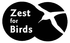 Zest for Birds logo
